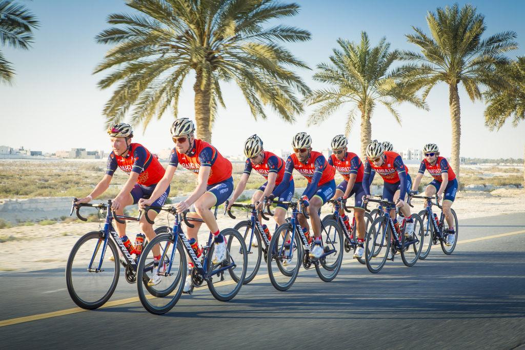 team bahrain merida 1