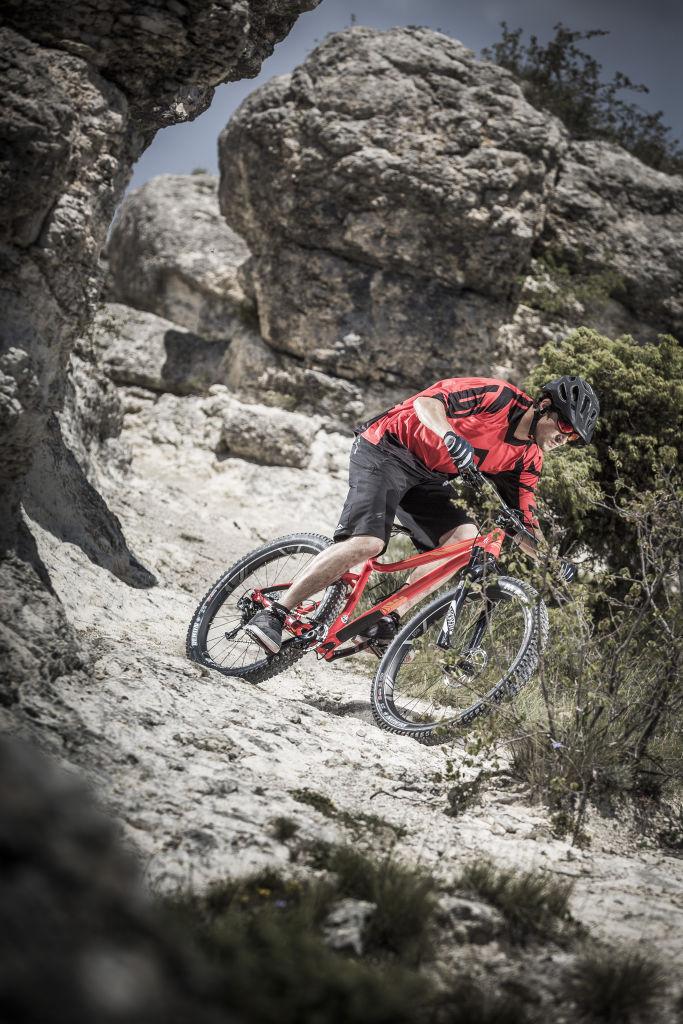 merida big trail mountainbike