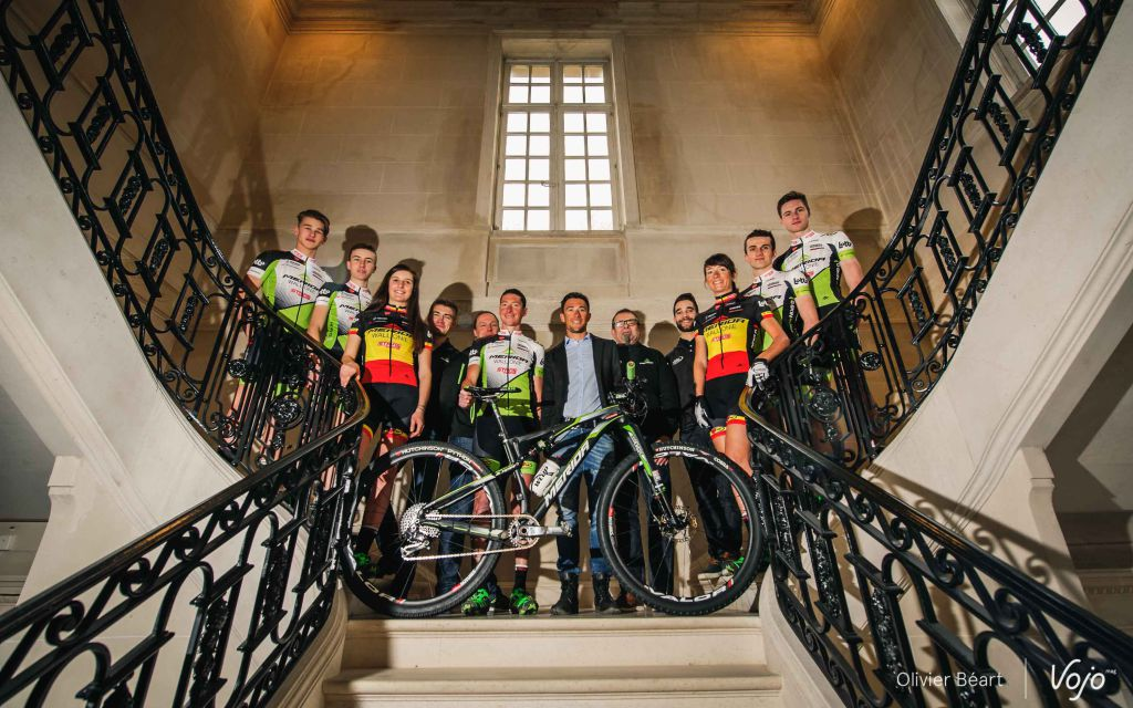 merida wallonie mtb team
