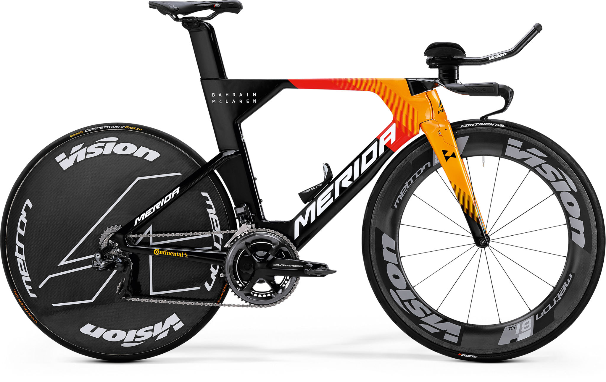 merida time warp tt mclaren