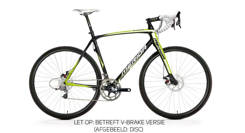 Cyclo Cross Carbon Team-V