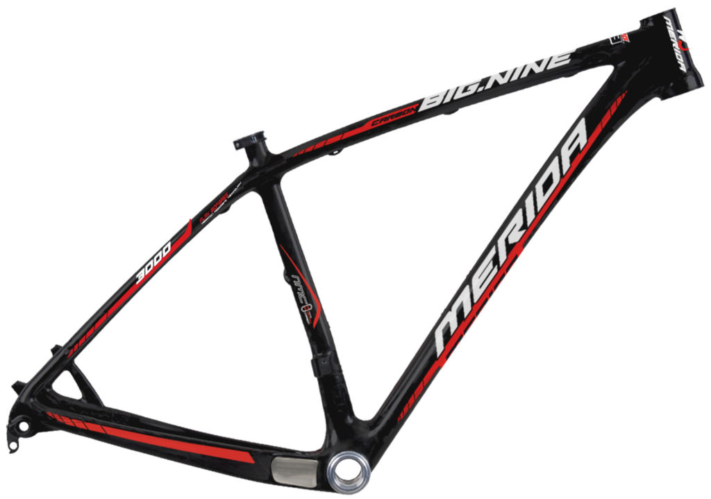 BIG NINE CARBON 3000-D FRAME
