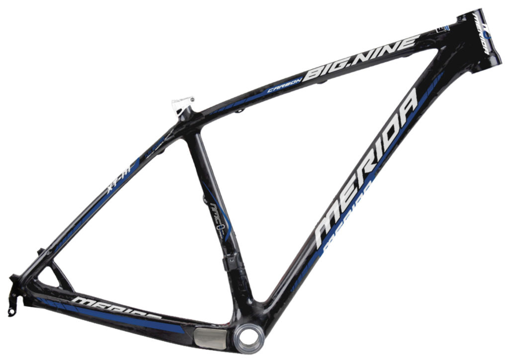 BIG NINE CARBON XT FRAME