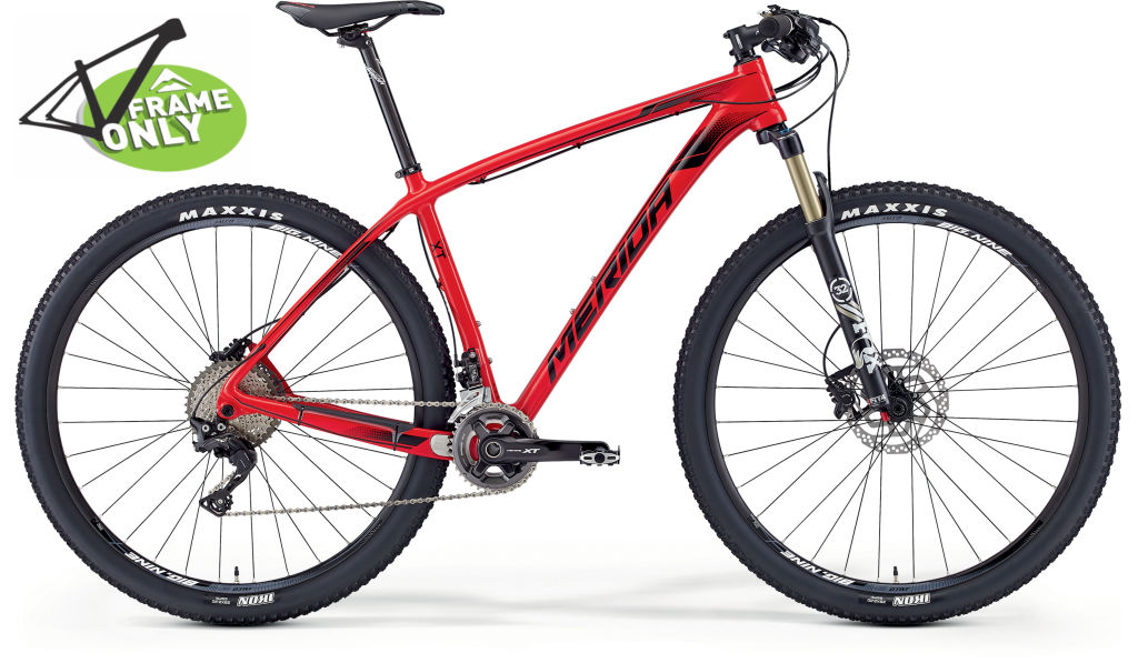 Frame Big Nine XT Red