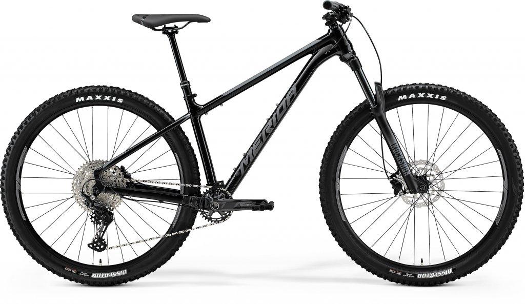 Big Trail 500 Glossy Black / Matt Cool Grey