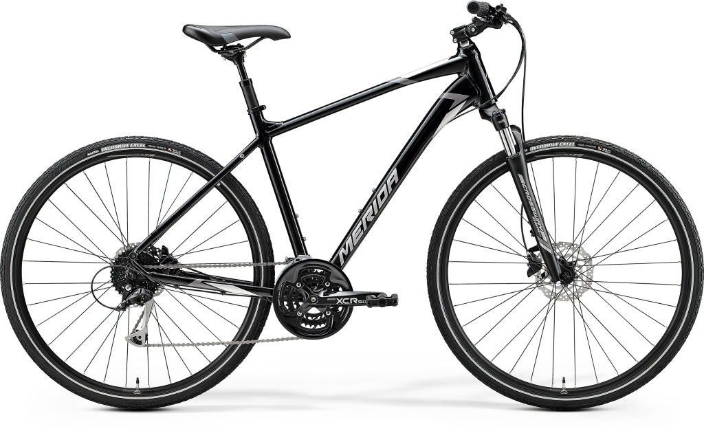 Crossway 100 Metallic Black / Grey