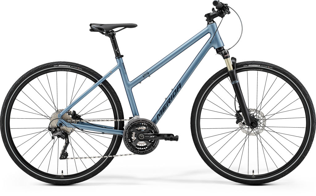 Crossway XT-Edition Silk Steel Blue / Blue Ladies