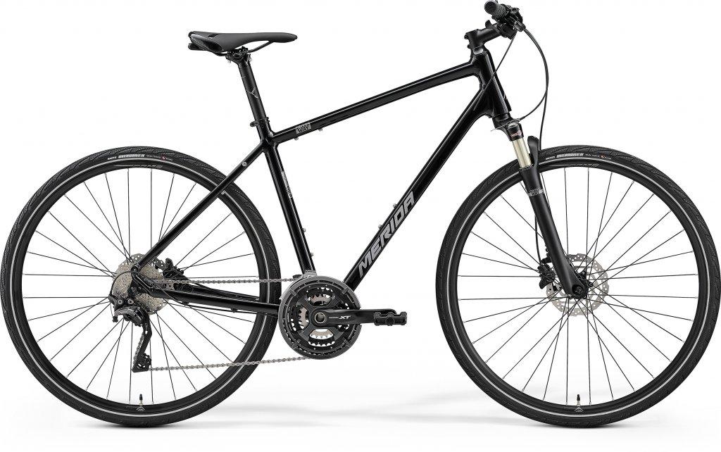 Crossway XT-Edition Glossy Black / Matt Silver