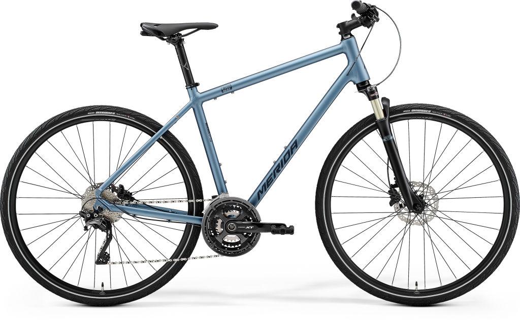 Crossway XT-Edition Silk Steel Blue / Blue