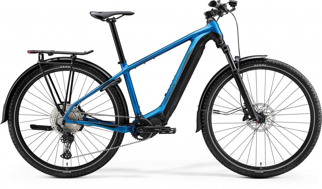 eBIG NINE 600 EQ Silk Blue / Black