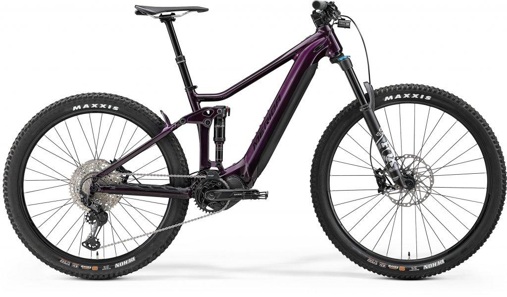 eONE-FORTY 700 Purple / Black