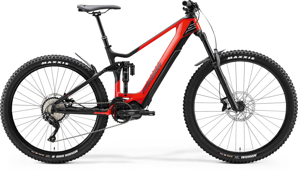 eONE-SIXTY 5000 Glossy Race Red / Matt Black