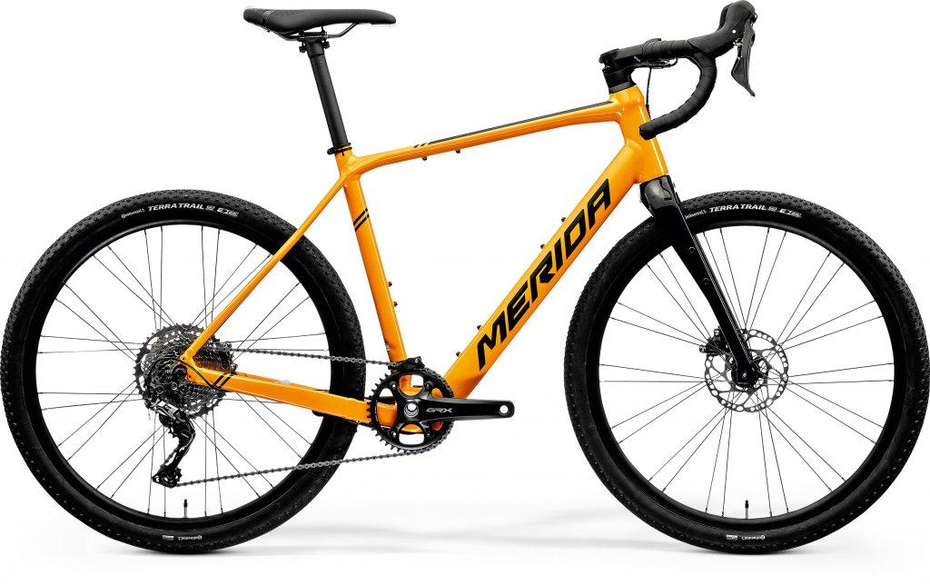 eSILEX 600 Orange / Black