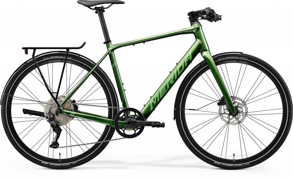 eSPEEDER 400 EQ Silk Green / Light Green