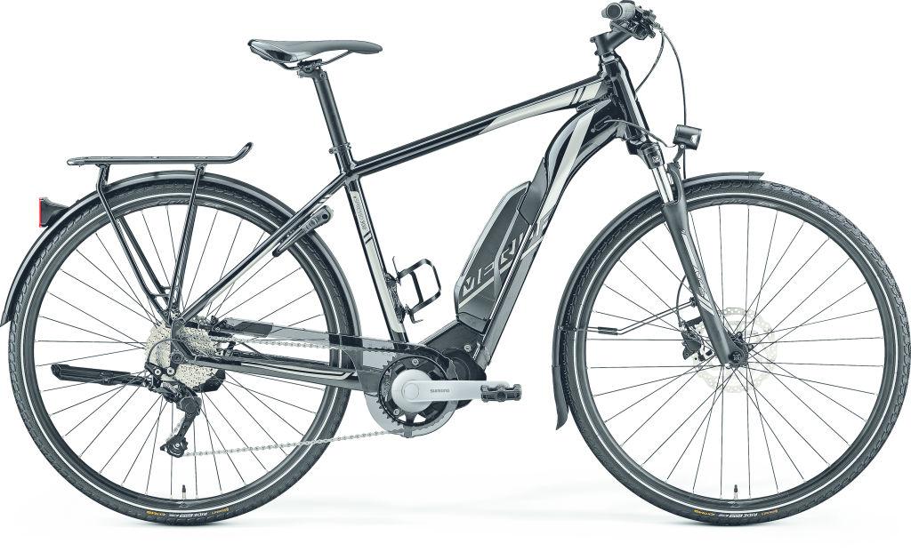 E-Spresso 300 Glossy Black/Silver