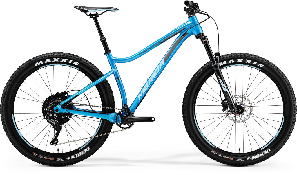 Big Trail 600 Blue