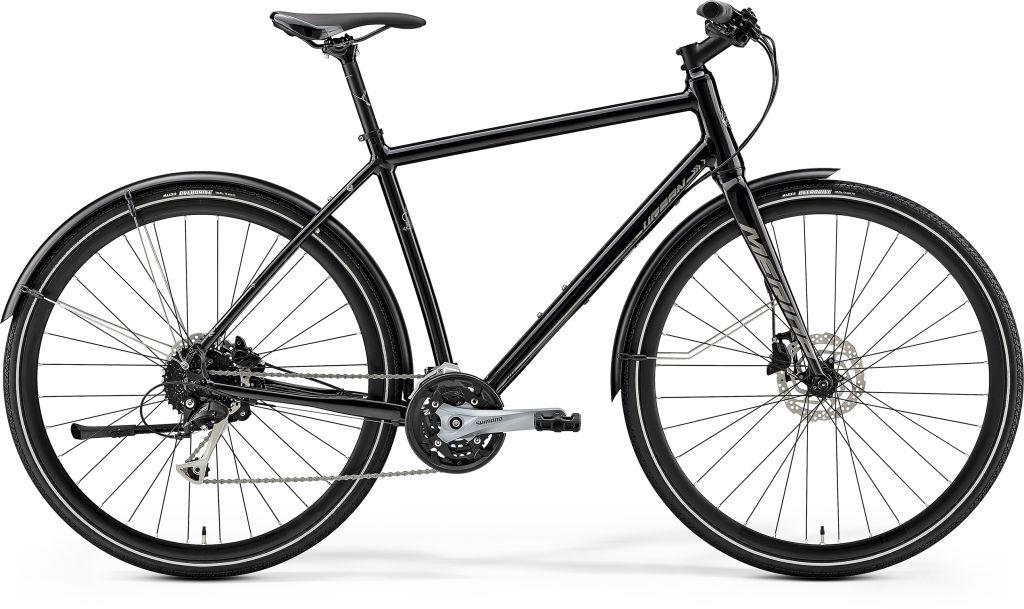 Crossway Urban 100 Glossy Black/Silver