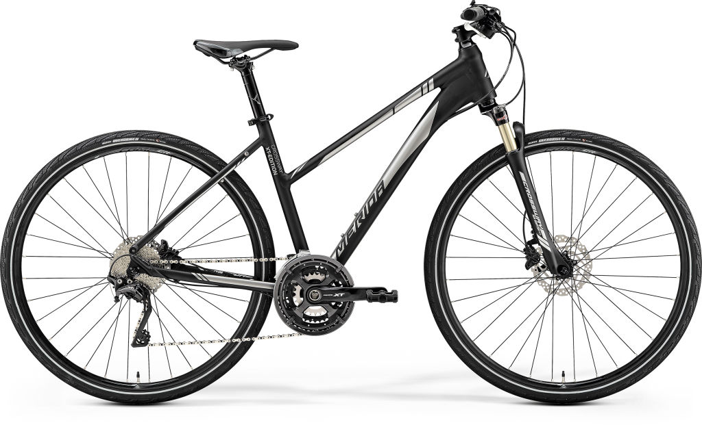Crossway XT-Edition Lady Black/Silver