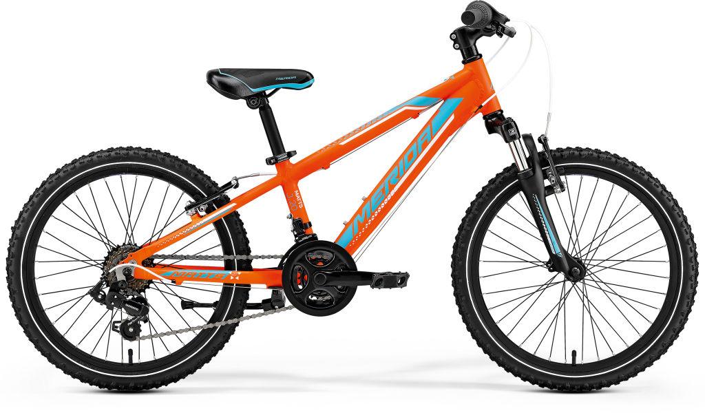 Matts J.20 Orange/Blue