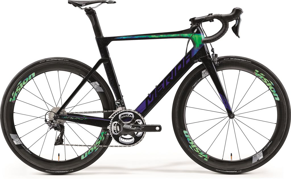 merida reacto ltd racefiets 2018