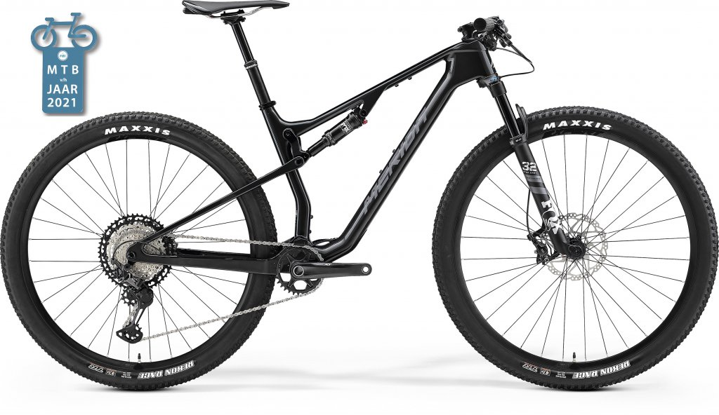 Ninety-Six RC XT Anthracite / Black
