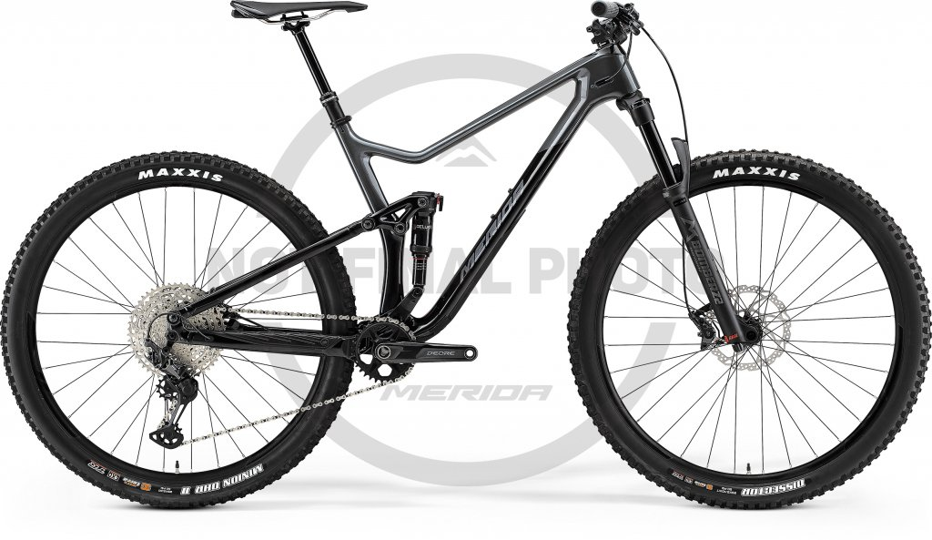 One-Twenty 3000 Glossy Black / Titan