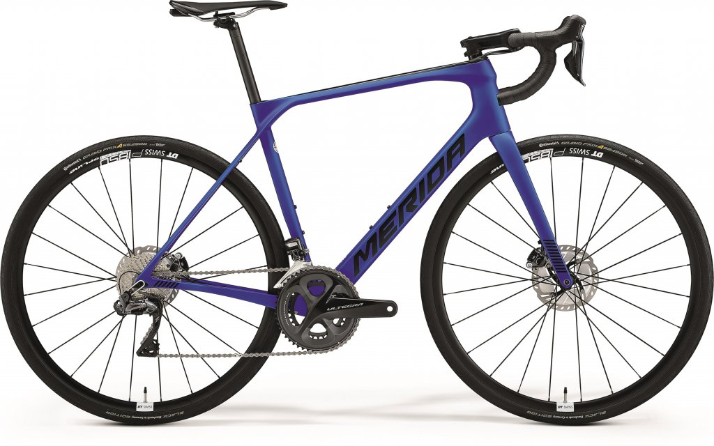 Scultura Endurance 7000-E Matt Dark Blue / Glossy Black