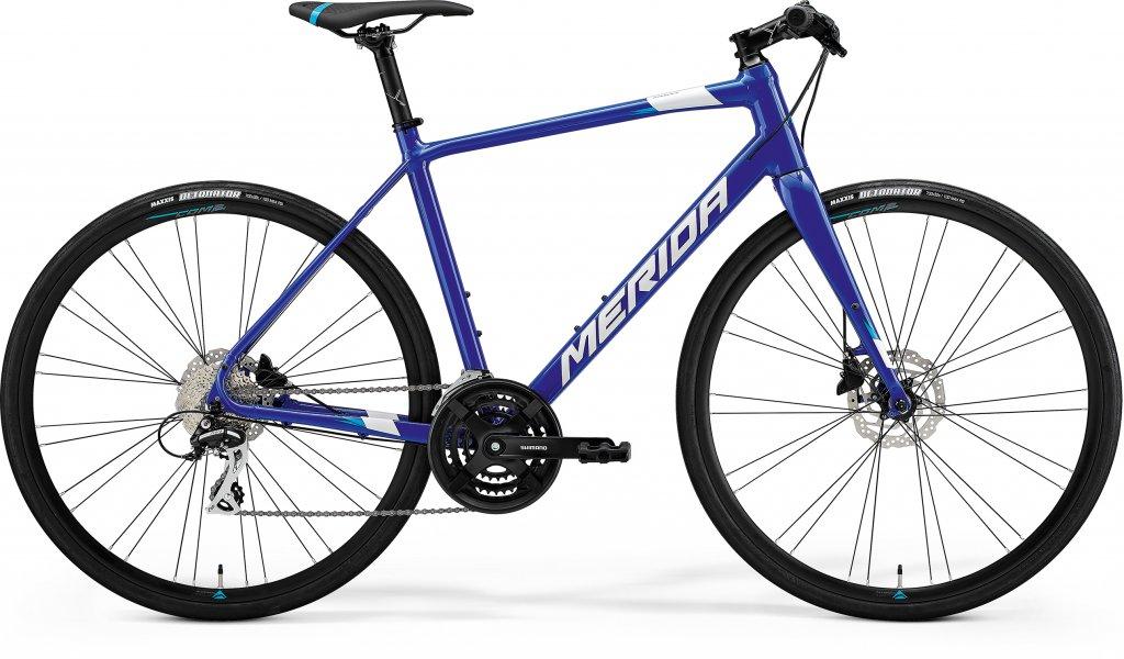 Speeder 100 Dark Blue / White