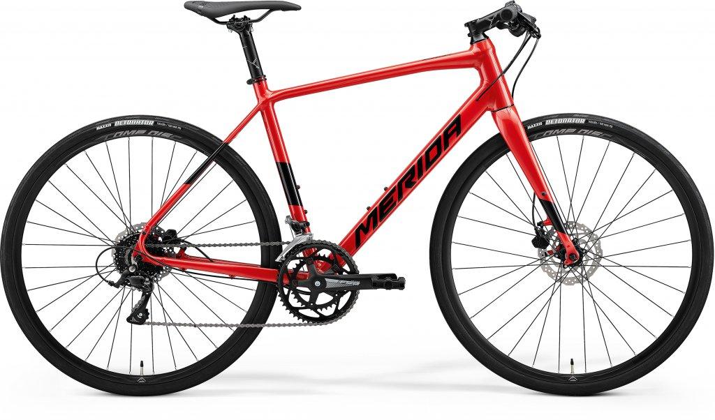 Speeder 200 Red / Black