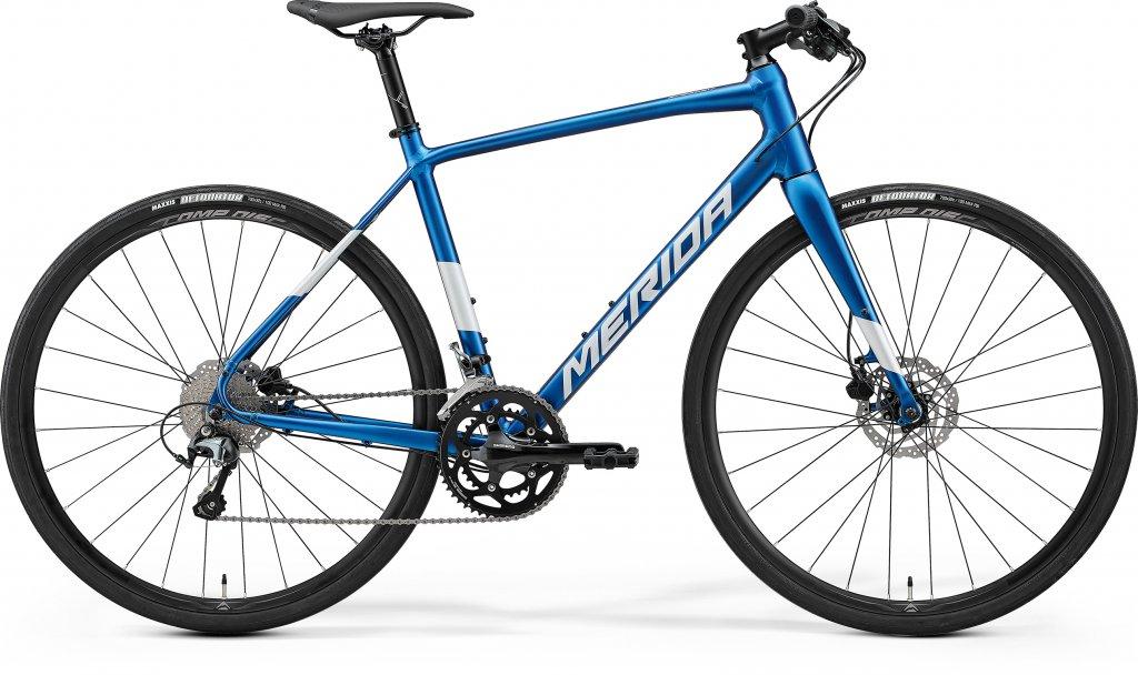 Speeder 300 Silk Blue / Dark Silver