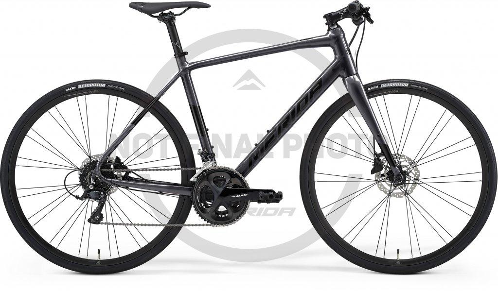 Speeder 400 Silk Anthracite / Black