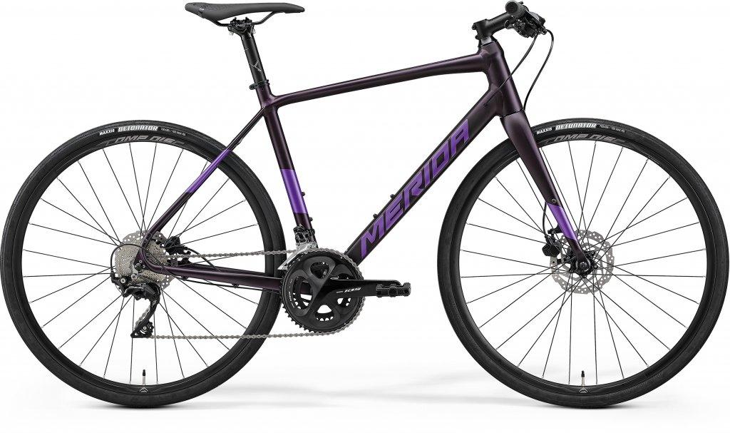 Speeder 400 Silk Purple / Silver Purple