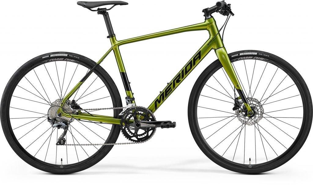 SPEEDER 500 Green / Black