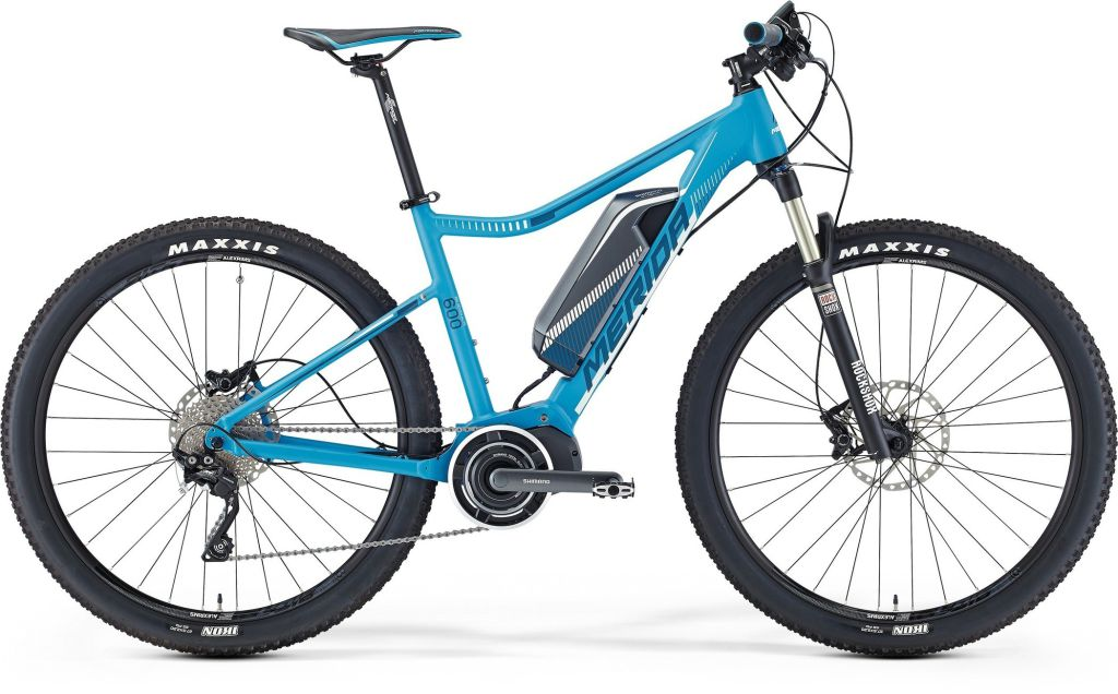 BIG SEVEN eLITE 600 blauw